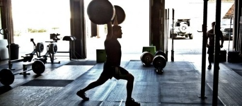 Treino do Dia – Split Jerk and Box Jump