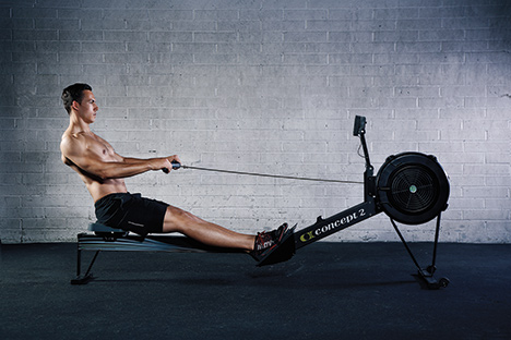 CrossFit-Rowing