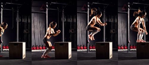 Treino do Dia – Row and Box Jump